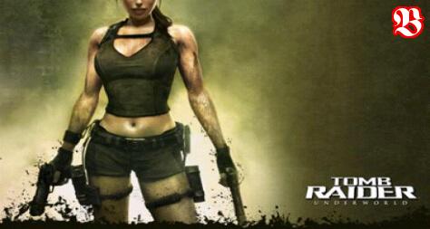 game-java Tomb Raider Underworld 3D 320x240 s60v3