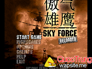 game-sym-os9 InfiniteDreams SkyForce Reloaded 320x240 v1.00b S60v3 SymbianOS9.1 unlock level