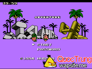 preview Adventure Island 4