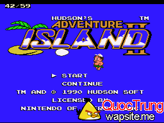 preview Adventure Island II