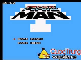 roms-nes Afro Man Mega Man 3 Hack