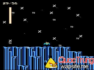 roms-nes Afro Man Mega Man 3 Hack 4