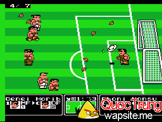 preview Da banh Nekketsu Soccer League - Kunio Kun series