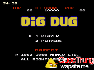 preview Dig Dug