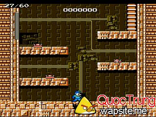 roms-nes Kamikaze Megaman Mega Man Hack 4