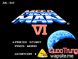preview Mega Man 6