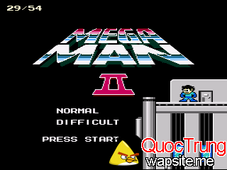 preview Mega Man NEO Mega Man 2 Hack