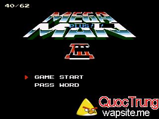 roms-nes Mega Man Plus 3 Mega Man 3 Hack