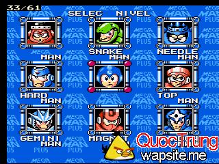 roms-nes Mega Man Plus 3 Mega Man 3 Hack 2